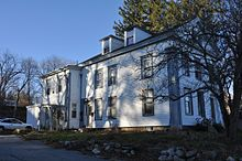 Category:National Register of Historic Places in Southbridge