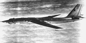 Myasishchev M-4 - A Soviet Myasishchev 3MD in 1982.