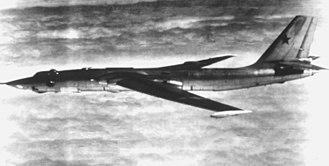 Myasishchev M-4 - A Soviet Myasishchev 3MD in 1982