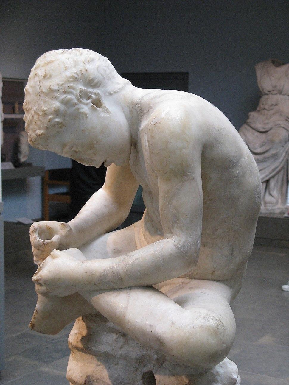 Spinario-British Museum