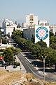 Split - Building with paint of Hajduk Split.jpg
