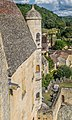 Spur building terrace of the Castle of Beynac 07.jpg