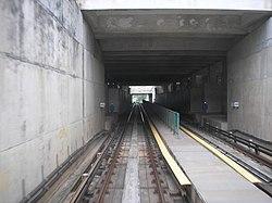 南北花园站