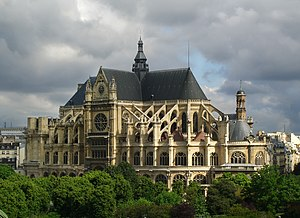 Saint-Eustache, Paris