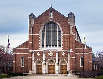 Roman Catholic Diocese of Kalamazoo - Cathedral of Saint Augustine