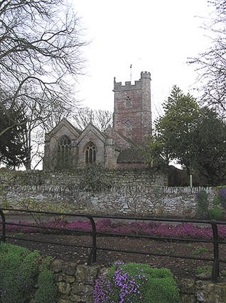 Spaxton - Image: St. Margaret's church, Spaxton geograph.org.uk 145156
