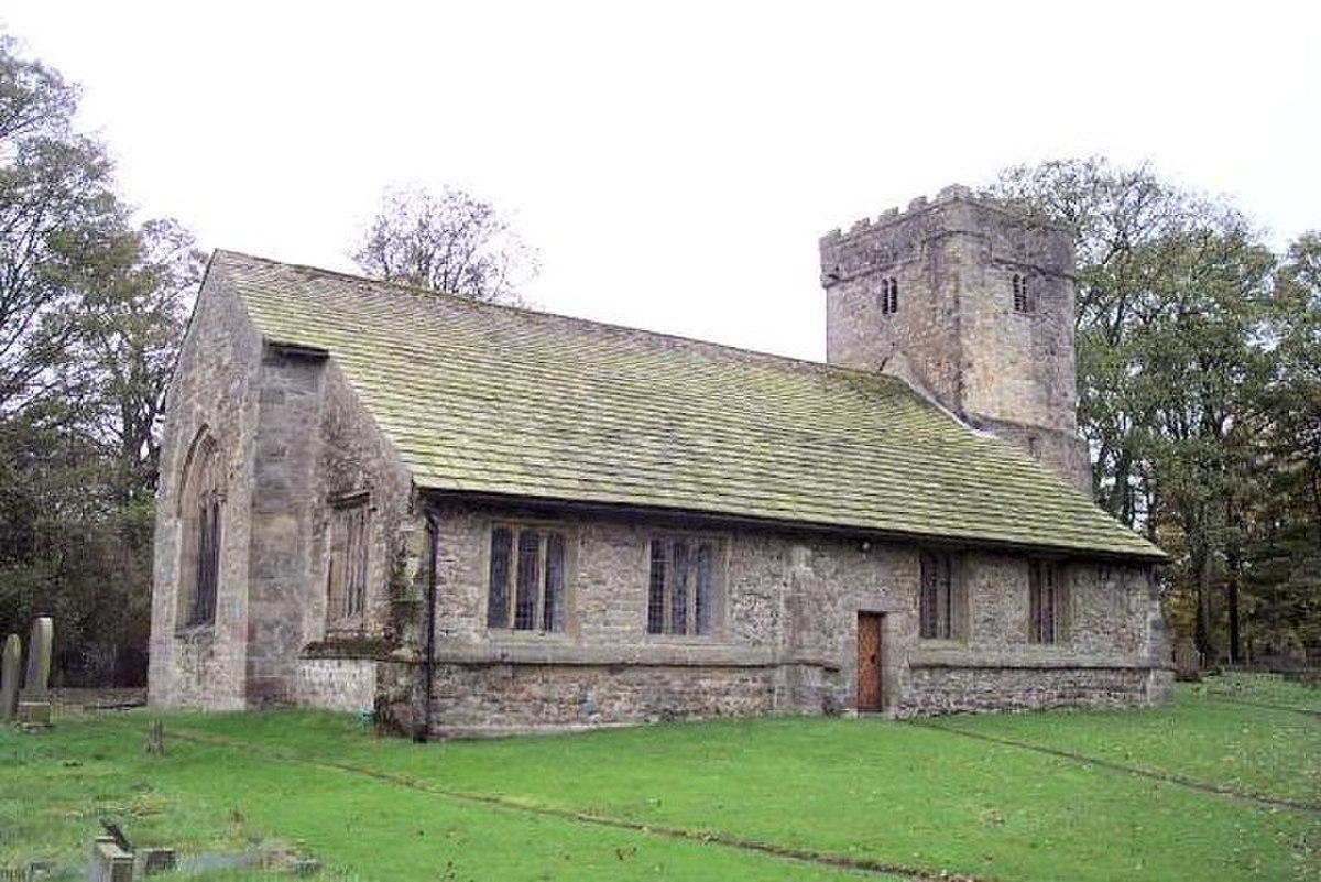 St. Michael, Bracewell - geograph.org.uk - 120909.jpg
