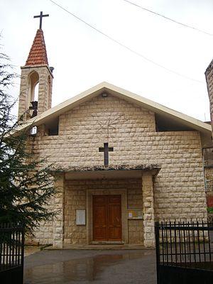 Bdadoun - St Elias (Maar Elias el Hayy)