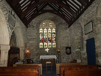 St Just in Penwith Parish Church - Image: St Just Church 5
