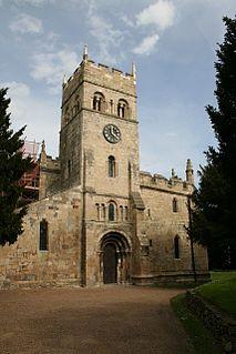 St Mary Magdalene, Campsall Church