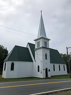 St. Peters Anglican Church (West LaHave, Nova Scotia)