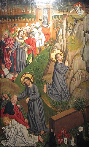 The Passion of Christ (Strasbourg) - Image: St Pierre Vieux C32