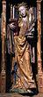 Middeleeuws beeld van de heilige Sunniva