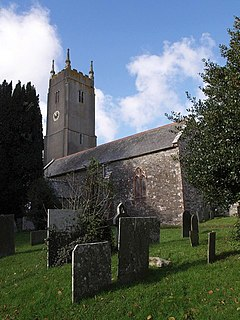 St Giles church, Little Torrington - geograph.org.uk - 598813.jpg