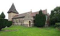 St James, Newbold de Verdun (geograph 3101033).jpg