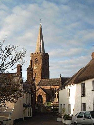 Hatherleigh - Hatherleign church