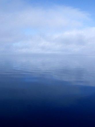Water vapor - Image: St Johns Fog