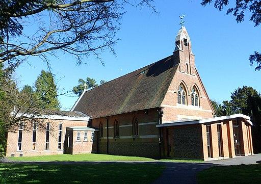 St Luke's Church, Whyteleafe Hill, Whyteleafe