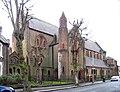 St Margaret and St Columba, Leytonstone, London E11 - geograph.org.uk - 347863.jpg