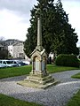 St Mary's Church, Kirkby Lonsdale, War Memorial - geograph.org.uk - 734553.jpg
