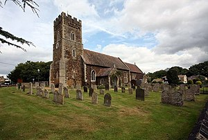 Denver, Norfolk - Image: St Mary, Denver, Norfolk geograph.org.uk 1504009