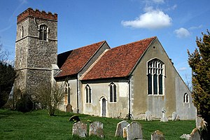 Belstead - St Mary's church Belstead
