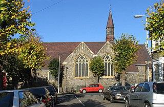 St Matthews Church, West Ham church of england church