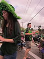 St Pats Parade Day Metairie 2012 Parade F9.JPG