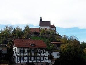Weisenbach - St Wendelinus chapel