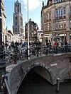 foto van Stadhuisbrug