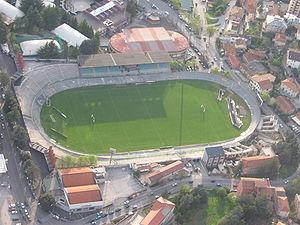 Stadio Tommaso Fattori - Image: Stadio fattori