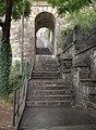 Stairs after rain in Rijeka.jpg