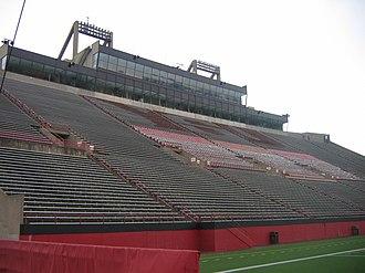 Stambaugh Stadium - Image: Stambaugh Stadium 1