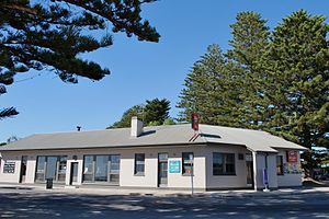 Stansbury, South Australia - Dalrymple Hotel at Stansbury