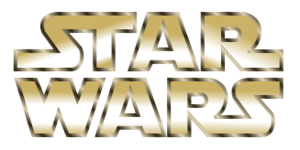 Français : Logo de Star Wars. English: Logo of...