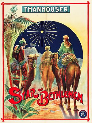 The Star of Bethlehem (film) - British movie poster