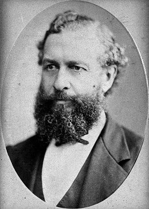 William Fryar - William Fryar in 1875