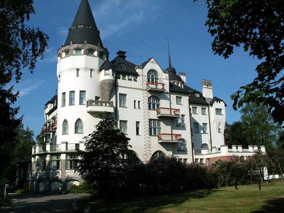 State hotel in Imatra