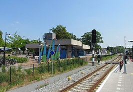 Het station in 2018
