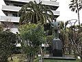 Statue of Iwakiri Shotaro near Miyazaki City Hall.jpg