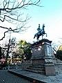 Statue of Prince Komatsu-no-miya Akihito - panoramio.jpg