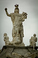 Statuia lui Carol al VI-lea, Cetatea Alba Carolina.jpg
