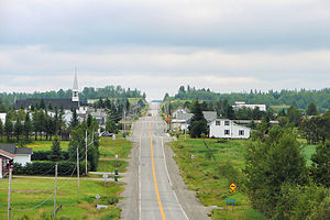 Sainte-Hélène-de-Mancebourg, Quebec - Image: Ste Helene Mancebourg QC