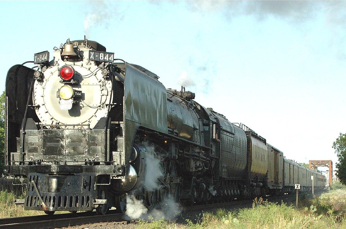 american steam trains video - photo #43