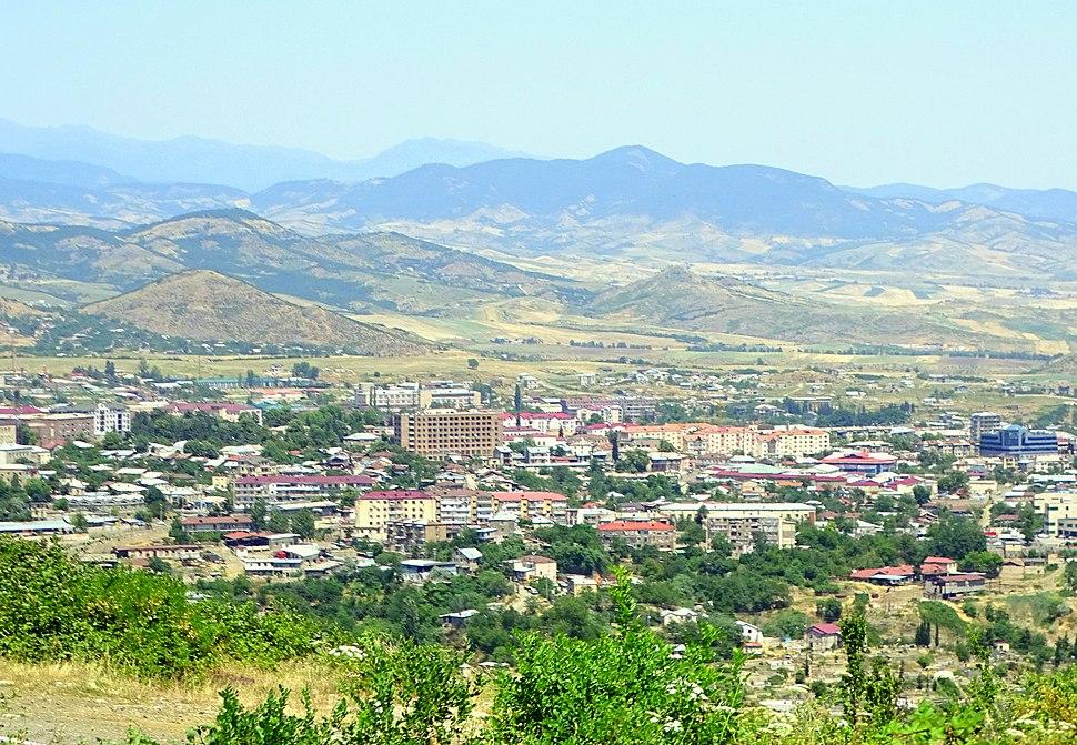 Stepanakert June 2015