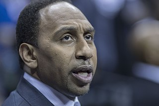 Stephen A. Smith American sports journalist