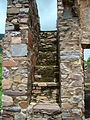 Steps in the Bhangarh Market Place.JPG
