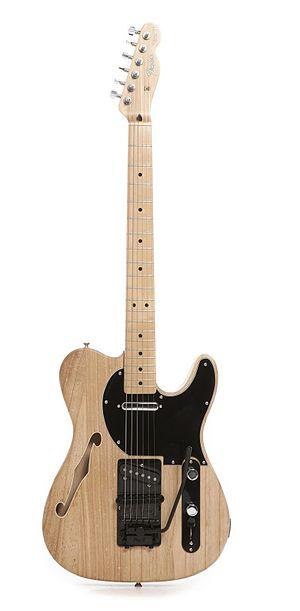 Stetsbar - Stetsbar tremolo/vibrato system mounted on a Fender Telecaster guitar