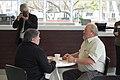 Steve Wozniak, Al Alcorn, CHM 2011.jpg