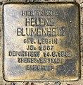 Stolperstein Bozener Str 11 (Schöb) Helene Blumenhein.jpg